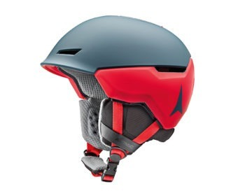 KASK ATOMIC Revent+ LF Blue/Red 2019